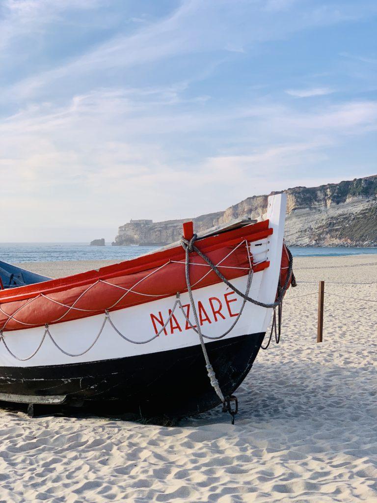 Praia do Nazaré