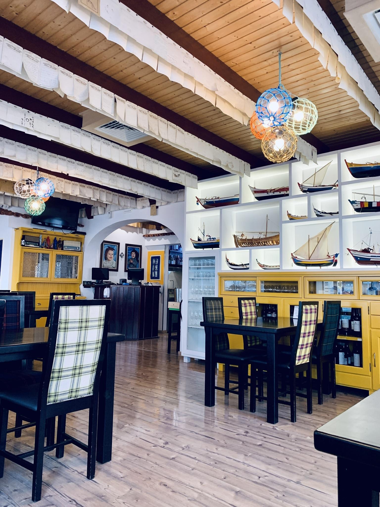 Restaurant Taberna d'Adelia, Nazaré