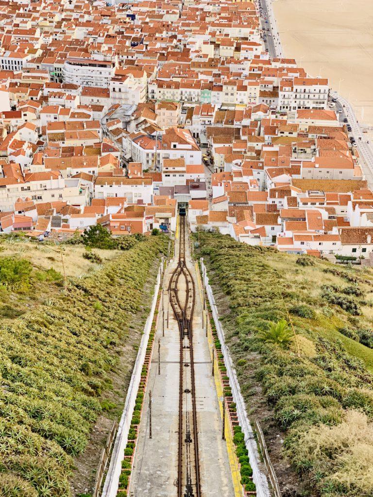 Nazaré Funicular (Elevador da Nazaré)