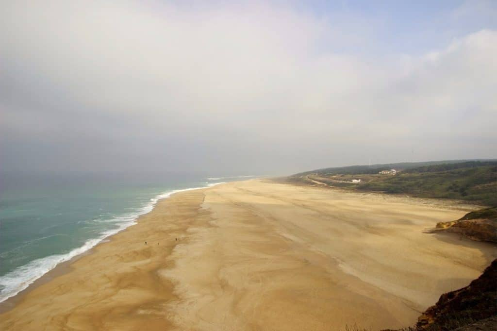 Praia do Norte, Nazaré